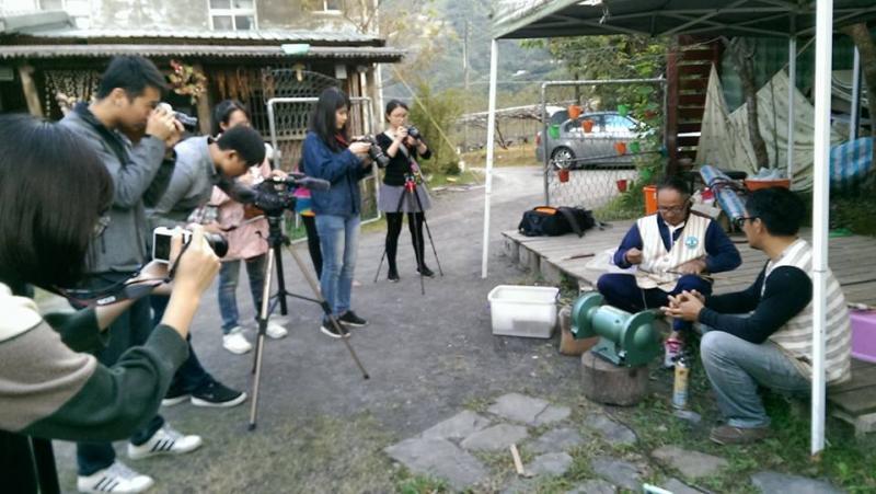 馬里光拍攝手札 - 輕旅行、泰雅傳統魚叉製作